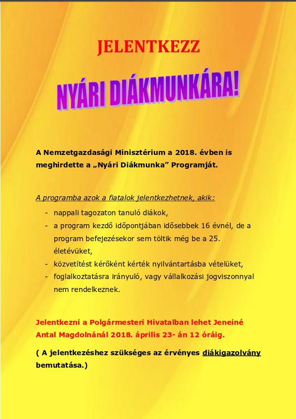 d6f20d0a8f Jelentkezz nyári diákmunkára! (pdf)